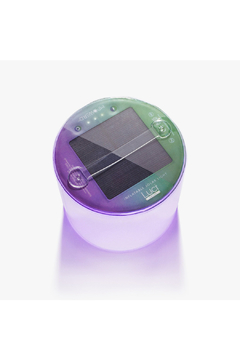MPowered Luci Color Sparkle Inflatable Solar Light - Product List Image
