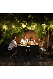 MPowered Luci Solar String Lights - Front full body