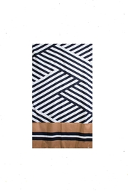 The Royal Standard Lucia Giant-Microfiber Beach-Towel - Product Mini Image