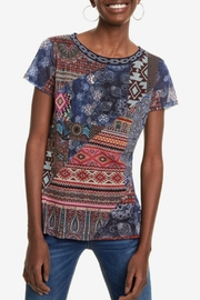 DESIGUAL Lucia T-Shirt - Front cropped
