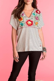 Double D Ranchwear Lucia Top - Product Mini Image