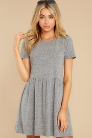 z supply Lucia Triblend Dress - Product Mini Image