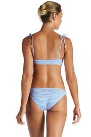Vitamin A Luciana Bottom Hamptons-Stripe - Back cropped