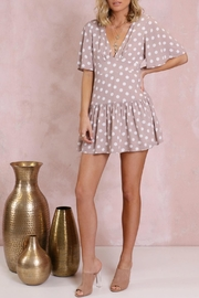 Lost in Lunar Luciana Polkadot Dress - Product Mini Image