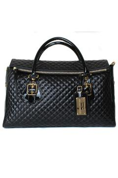 Shoptiques Product: Quilted Leather Satchel