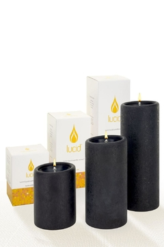 Shoptiques Product: Lucid Black 8in-Pillar