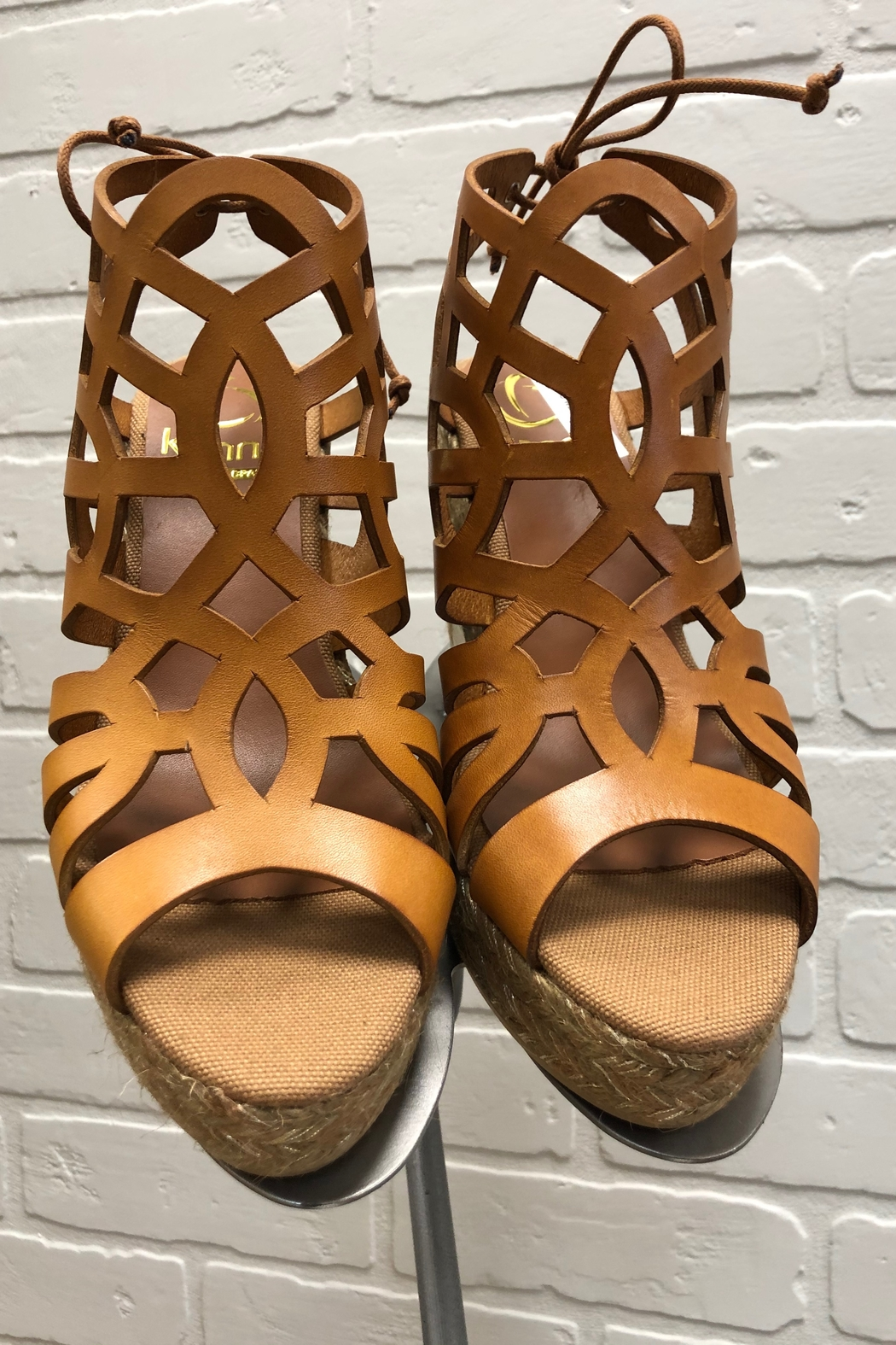 Kanna Lucido Wedge - Front Cropped Image