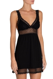 Eberjey Lucie Chemise - Front cropped