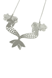 Lucie Saint-Leu Nymphs Necklace - Front cropped