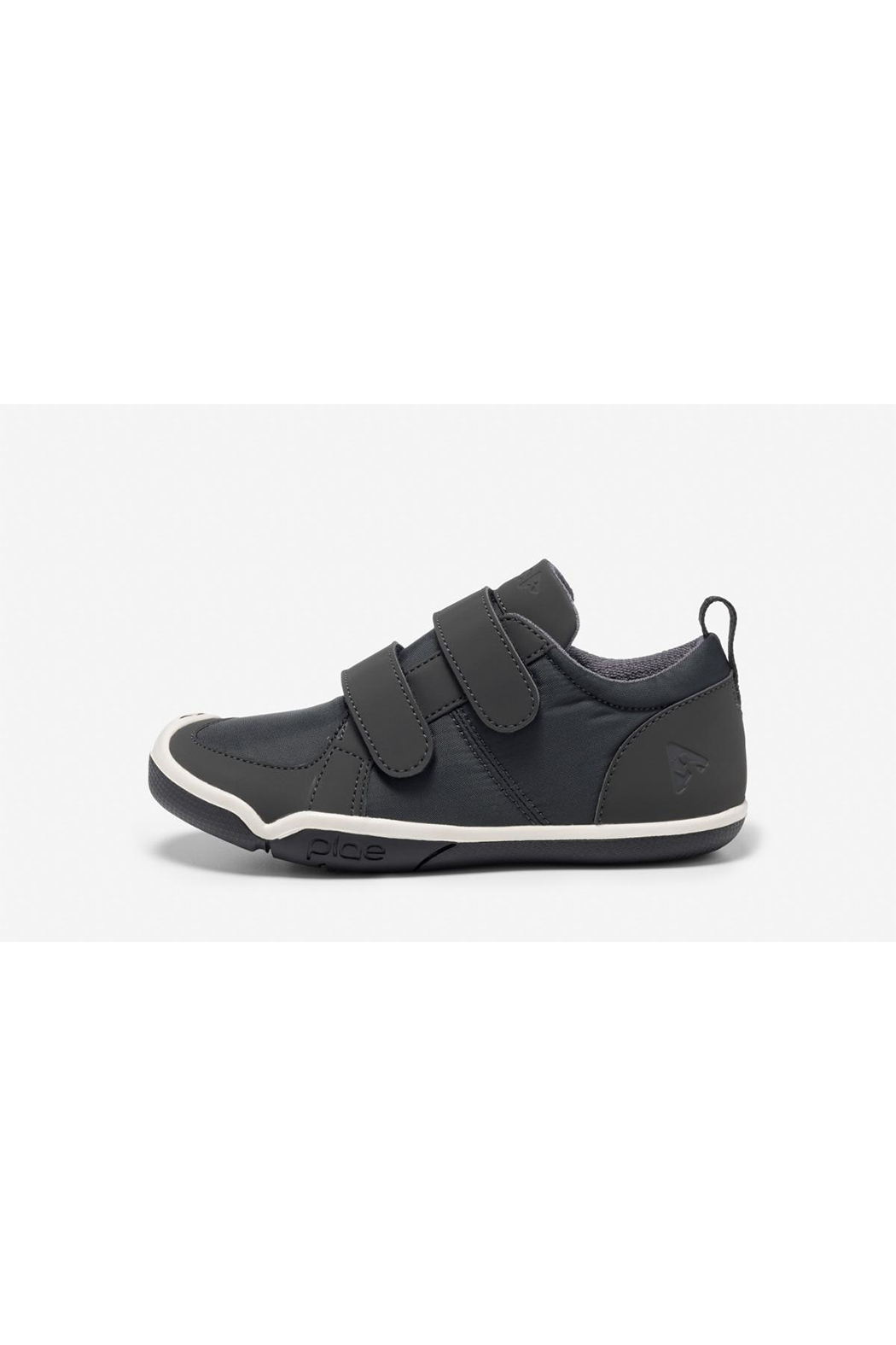 PLAE Lucien Black Sneaker - Front Cropped Image