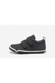 PLAE Lucien Black Sneaker - Front cropped