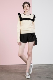 After Market Lucienne Sweater Top - Product Mini Image