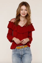 Heartloom Lucille Top - Product Mini Image