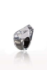 Alexis Bittar Lucite Cocktail Ring - Product Mini Image