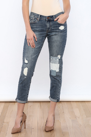 Lucky Brand Sienna Slim Boyfriend - Product Mini Image