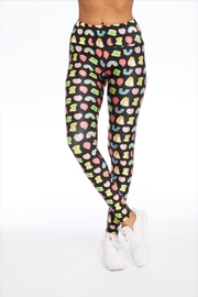 Gold Sheep Lucky Cereal Leggings - Front cropped