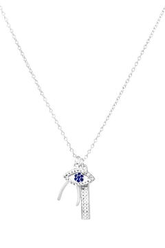 Lets Accessorize Lucky Charm Necklace - Alternate List Image