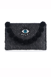Shiraleah Lucky Clutch - Front cropped