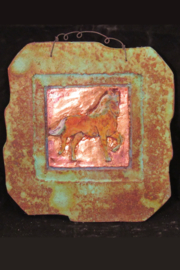 Jeanne Dana Paper and Stone Lucky Horse - Product Mini Image