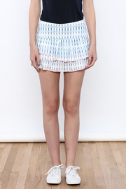 Lucky in Love Layered Tennis Skirt - Side cropped