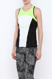 Lucky in Love Workout Cami Top - Front cropped