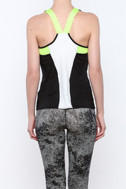 Lucky in Love Workout Cami Top - Back cropped