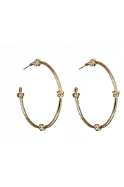 Fornash Lucky Knot Earrings - Product Mini Image