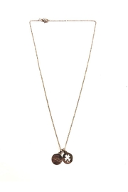 Lets Accessorize Lucky Pendant Necklace - Product Mini Image