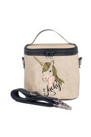 So  Young Lucky Unicorn Small Cooler Bag - Product Mini Image