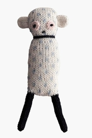 Lucky Boy Sunday Handcrafted Alpaca Dollie - Front cropped