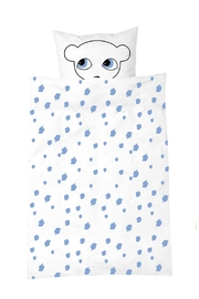 Lucky Boy Sunday Sleepy Mause Bedding - Front cropped