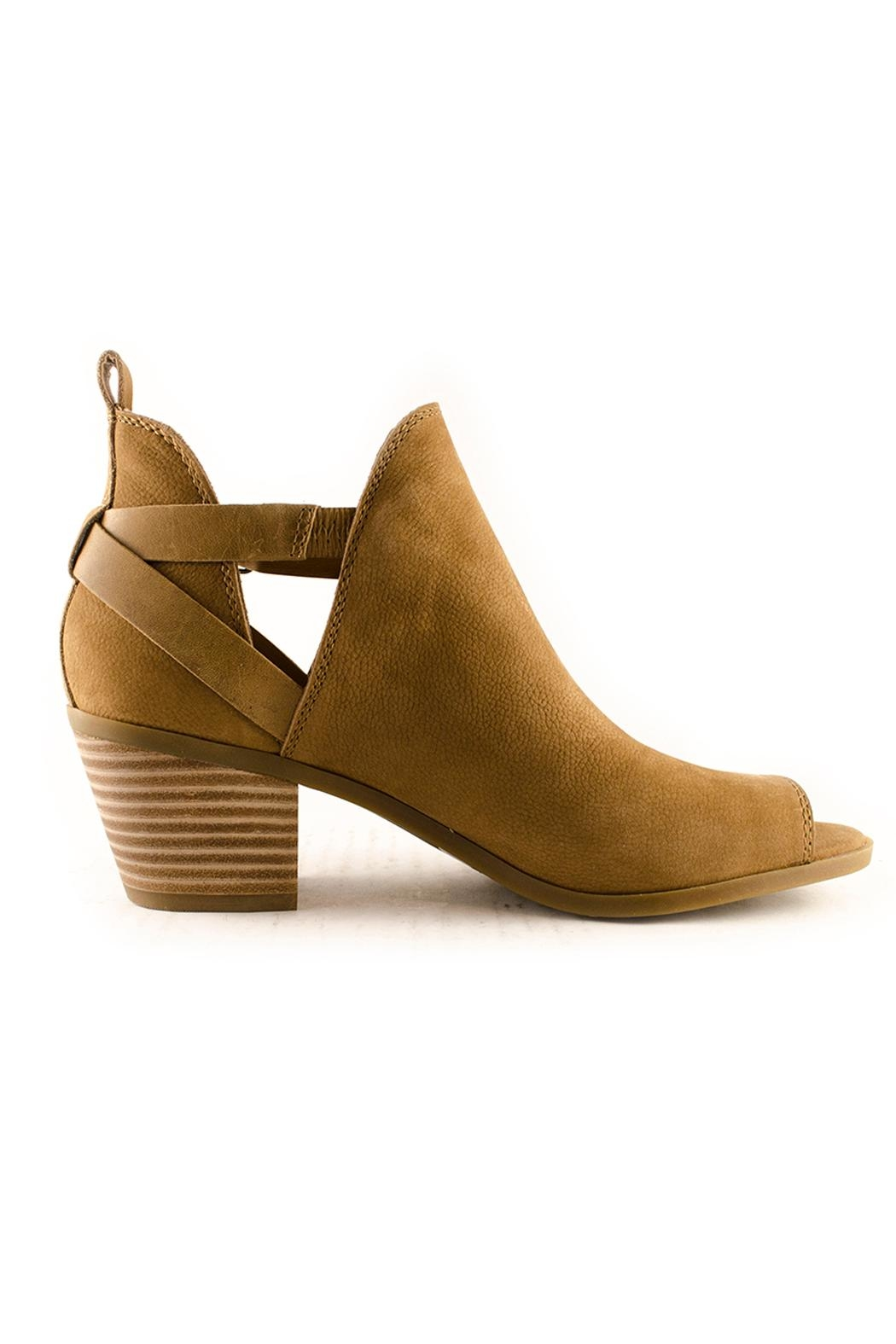 Lucky Brand Banu Booties - Side Cropped Image