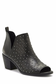 Lucky Brand Barlenna Peep Toe Bootie - Front full body