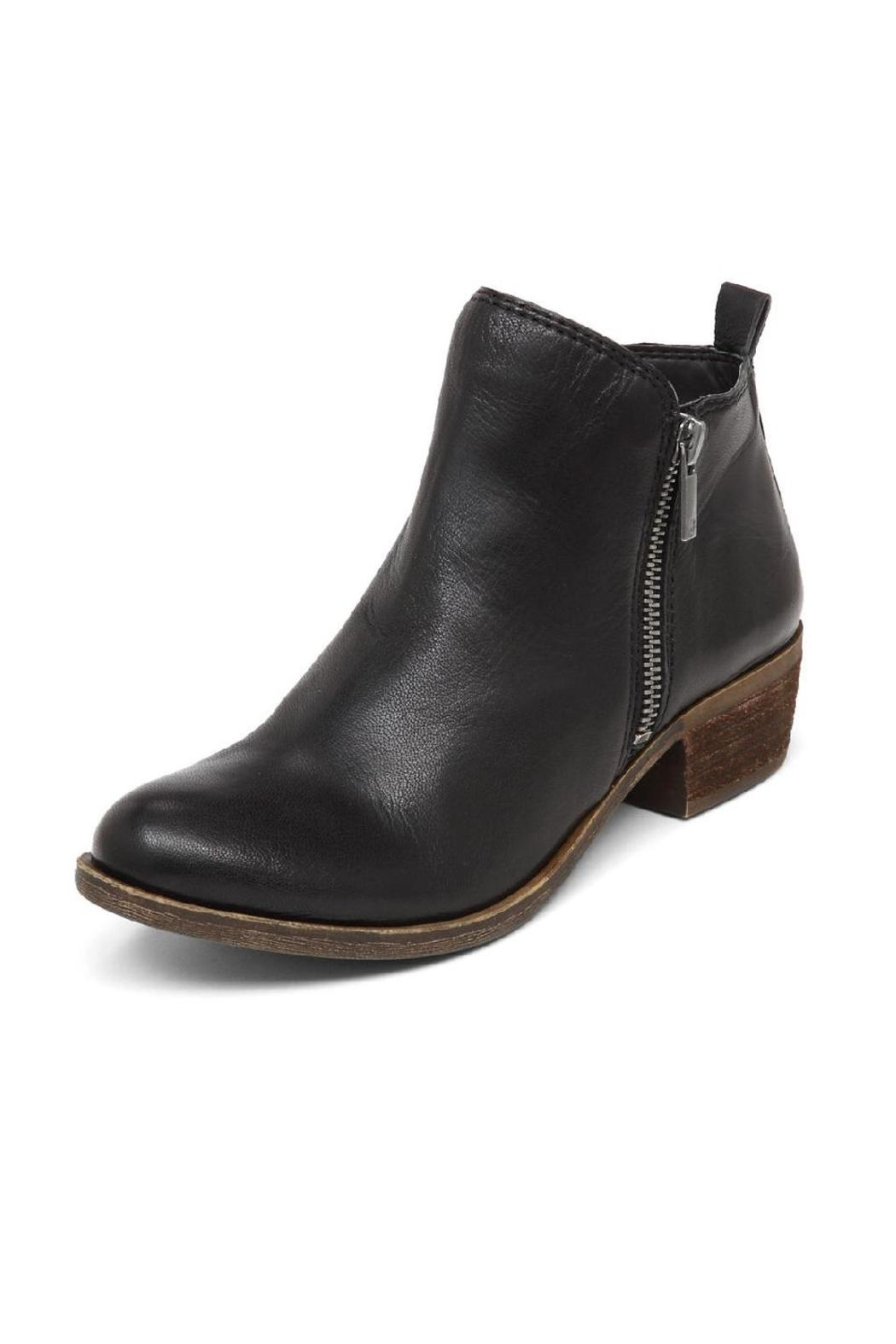 Lucky Brand Basel Zip-Up Bootie - Main Image