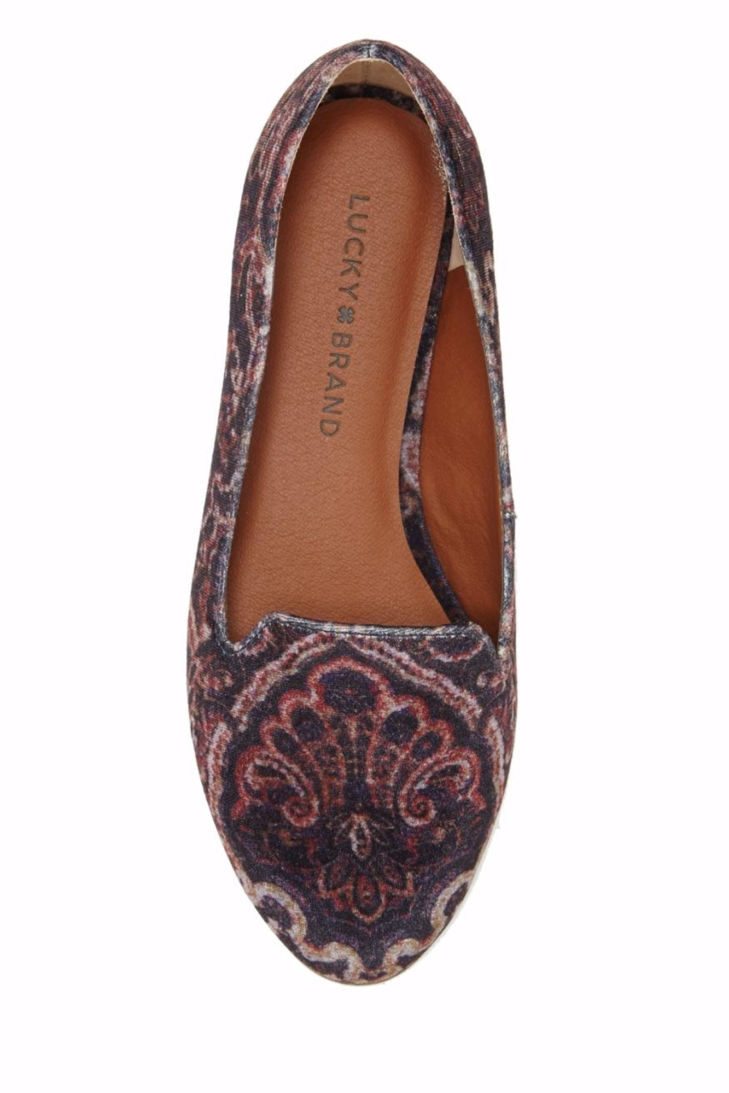 Lucky Brand Carlyn Flat - Side Cropped Image