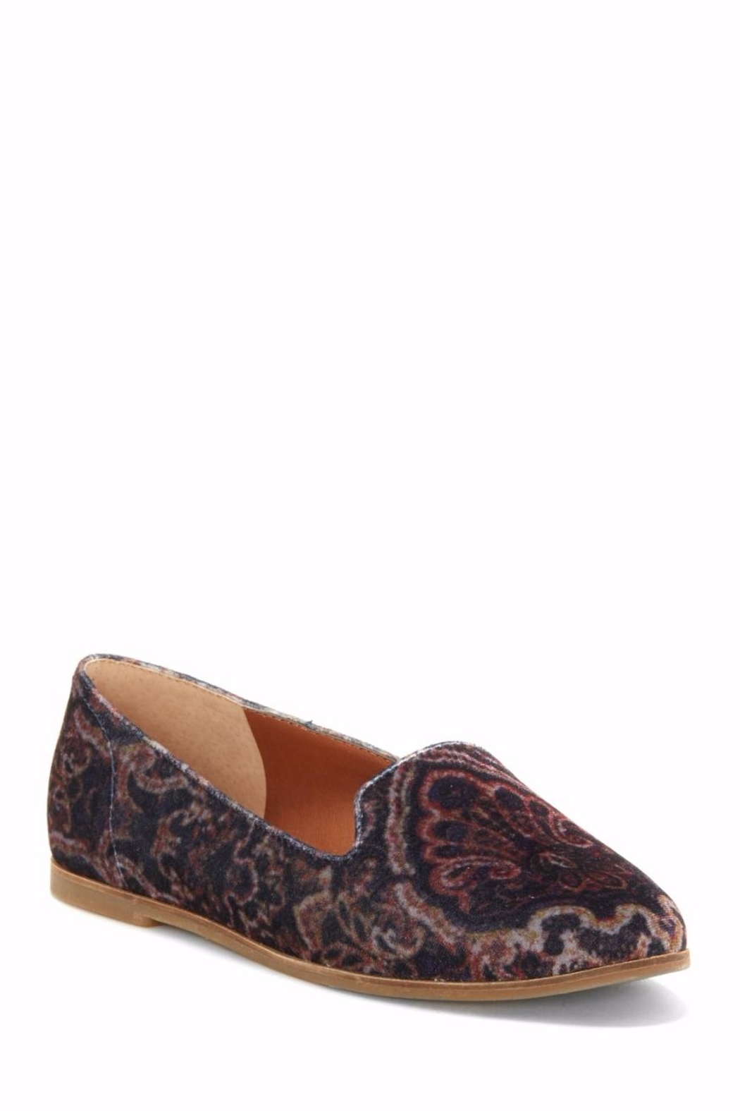 Lucky Brand Carlyn Flat - Front Full Image
