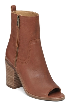 Shoptiques Product: Chic Open-Toe Bootie