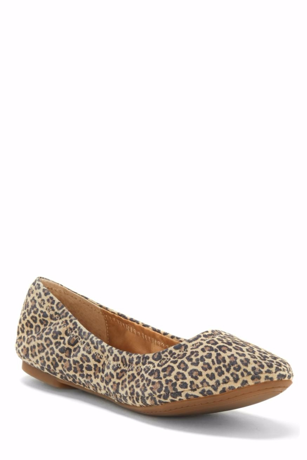 Lucky Brand Emmie Flat Shoes - Front Full Image