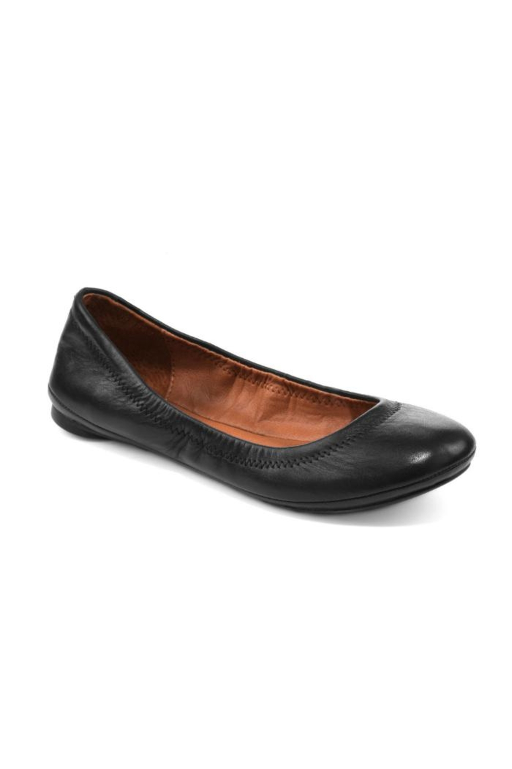 Lucky Brand Emmie Flat - Front Full Image