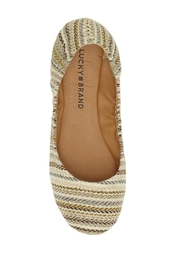 Lucky Brand Emmie Flat Shoes - Front full body