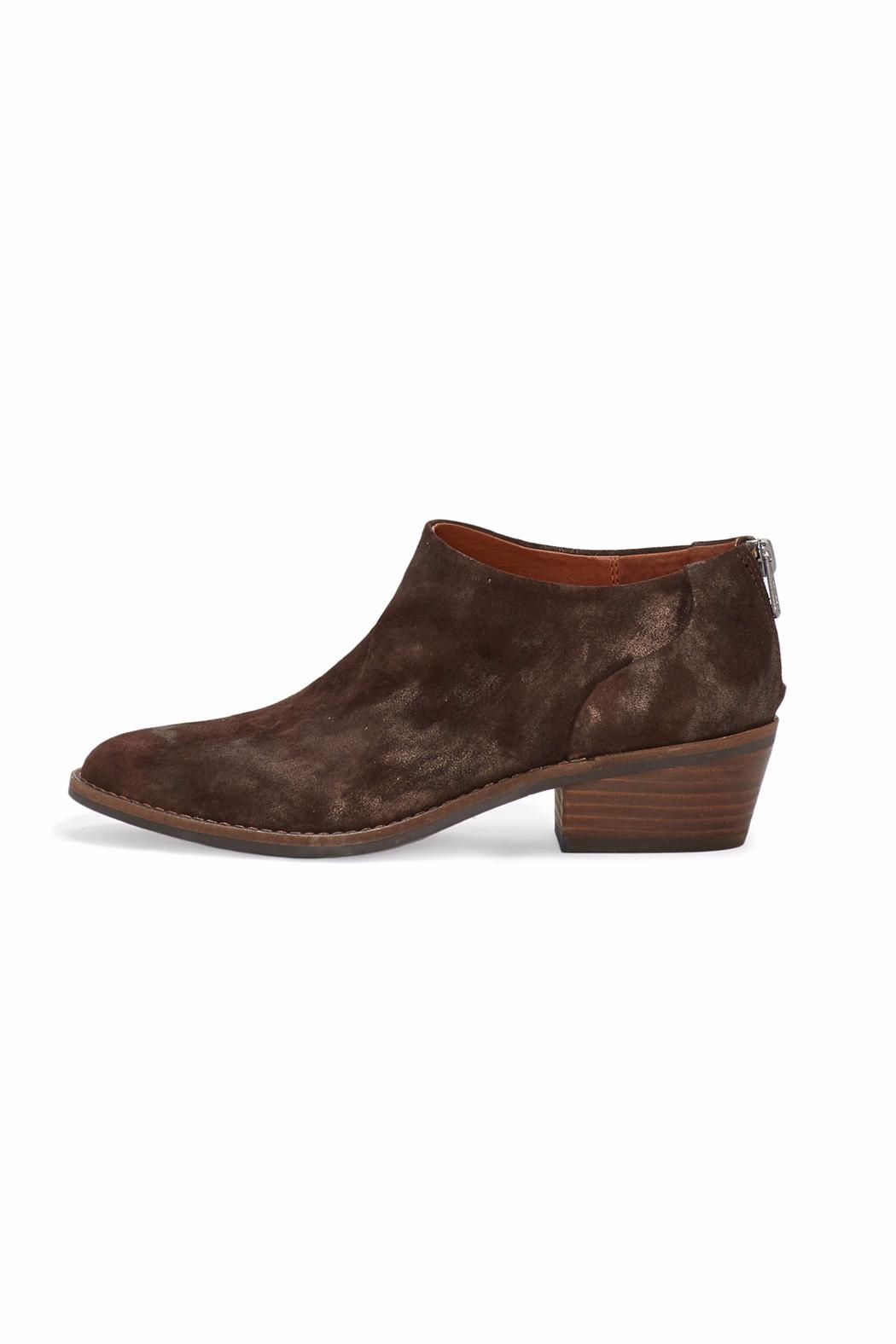 Lucky Brand Fai Bootie - Front Cropped Image