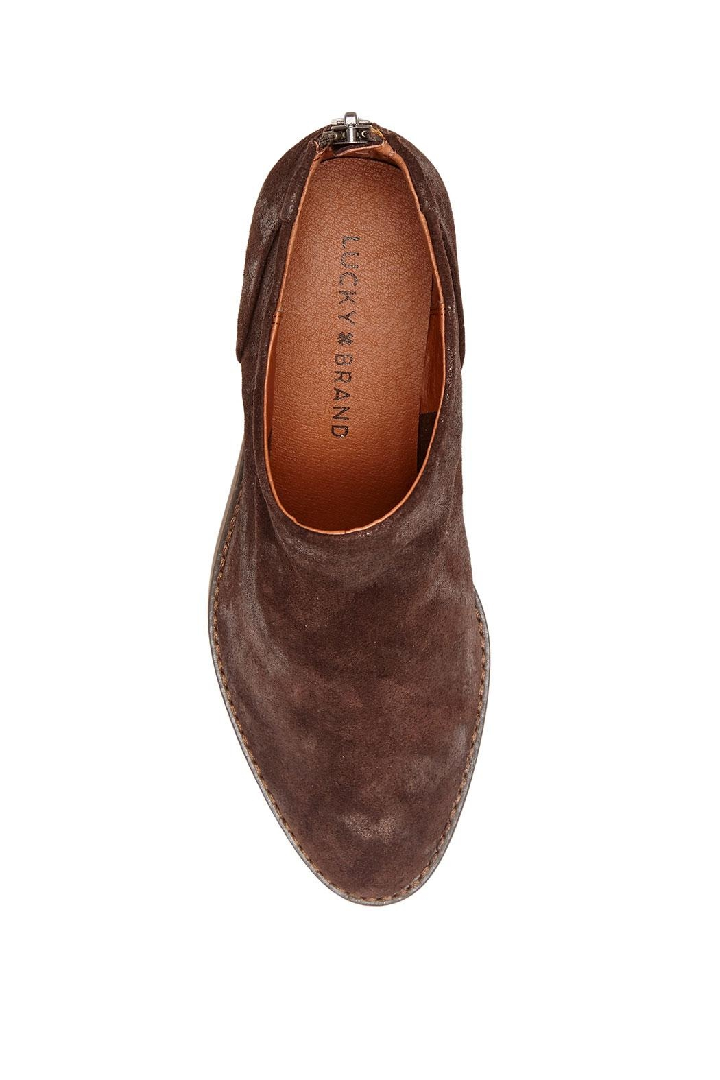 Lucky Brand Fai Bootie - Side Cropped Image