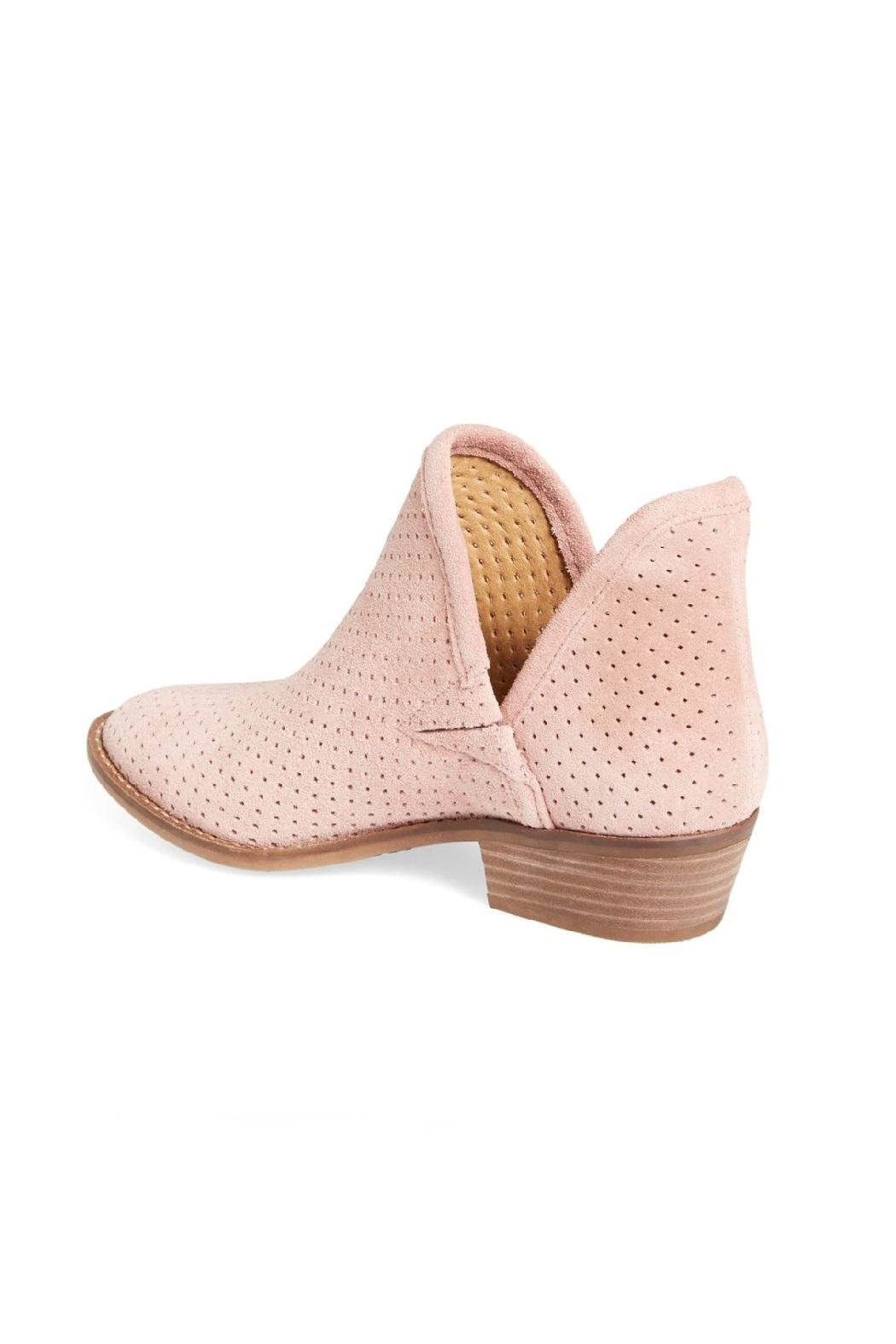 Lucky Brand Kambry Booties - Front Full Image