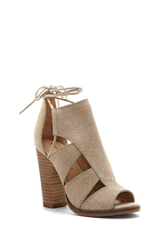 Lucky Brand Lace-Up Cage Shoe - Product Mini Image