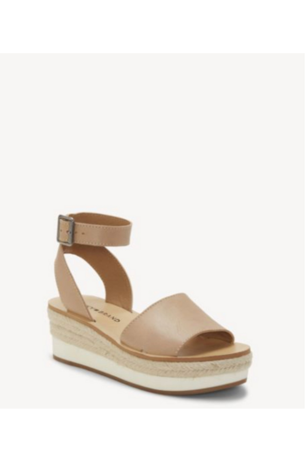 Lucky Brand JOODITH Platform Wedge - Front Full Image