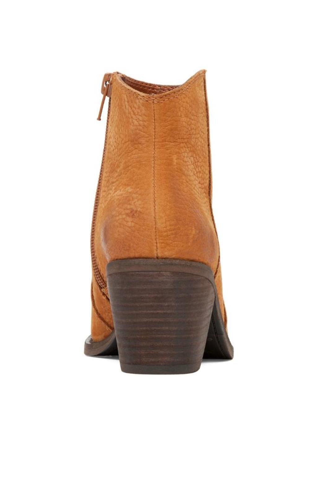 Lucky Brand Marcos Bootie from Wisconsin by ShoShoo — Shoptiques