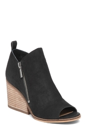 Lucky Brand Peep Toe Bootie - Product Mini Image