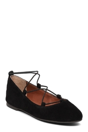 Lucky Brand Pointed-Toe Ballet Flat - Product Mini Image