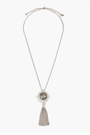 Lucky Brand Reversable Pendant Necklace - Front cropped