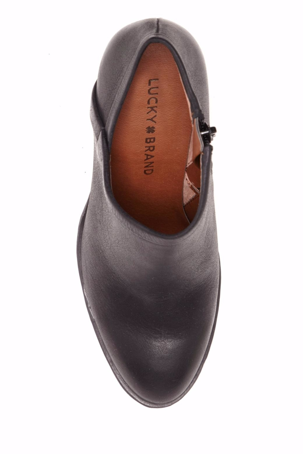 Lucky Brand Salza Bootie - Side Cropped Image